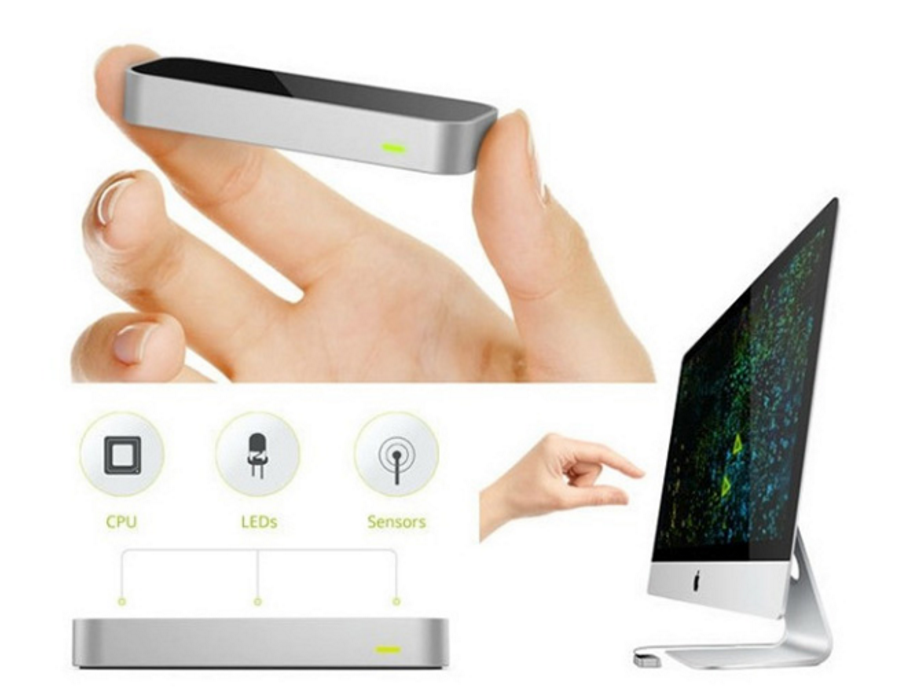 Leapmotion 厉动 3D 三维体感控制器